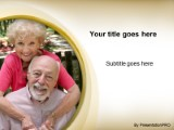 Smiling senior couple powerpoint template background in people download smiling senior couple powerpoint template and other software plugins for microsoft powerpoint toneelgroepblik Image collections