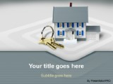 Download keys and house PowerPoint Template and other software plugins for Microsoft PowerPoint