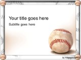 Baseball powerpoint template background in sports and leisure download baseball powerpoint template and other software plugins for microsoft powerpoint toneelgroepblik Gallery