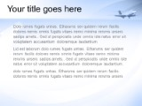 Download aircraft PowerPoint Template and other software plugins for Microsoft PowerPoint