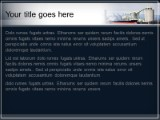 Download grain ship PowerPoint Template and other software plugins for Microsoft PowerPoint