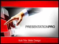 Make Your Selection PPT PowerPoint Template Background