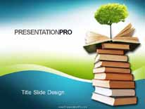 Growth from knowledge powerpoint template background in education growth from knowledge ppt powerpoint template background toneelgroepblik Images