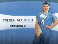 Medical nurse powerpoint template background in medical healthcare medical nurse ppt powerpoint template background toneelgroepblik Gallery