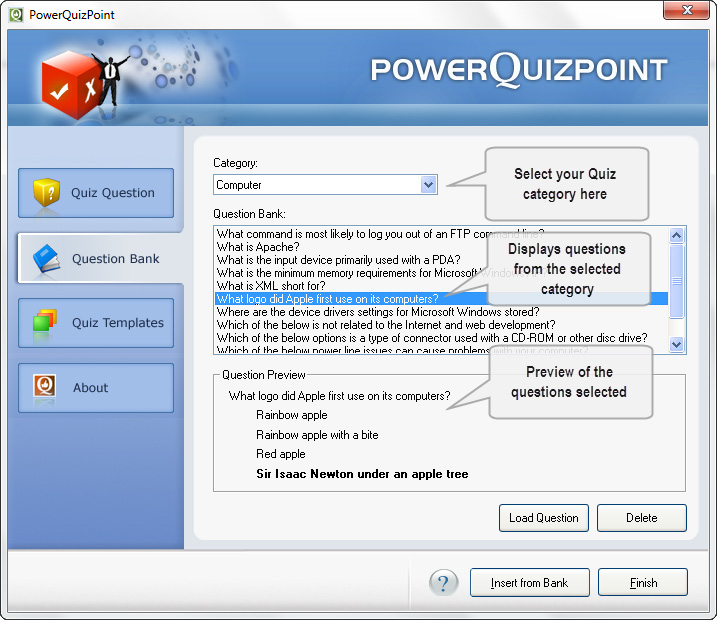 PowerQuizPoint screenshot 6