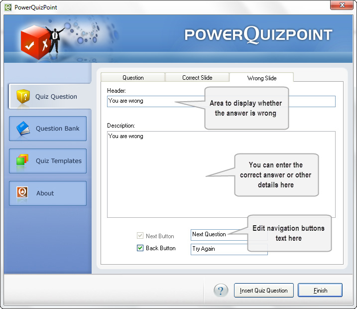 PowerQuizPoint screenshot 4