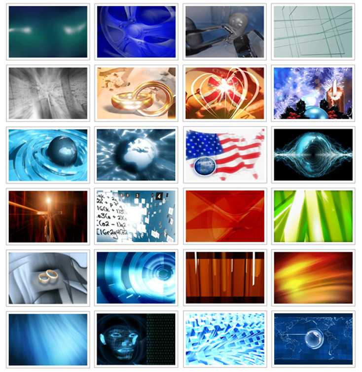 presentationpro videos for PowerPoint samples