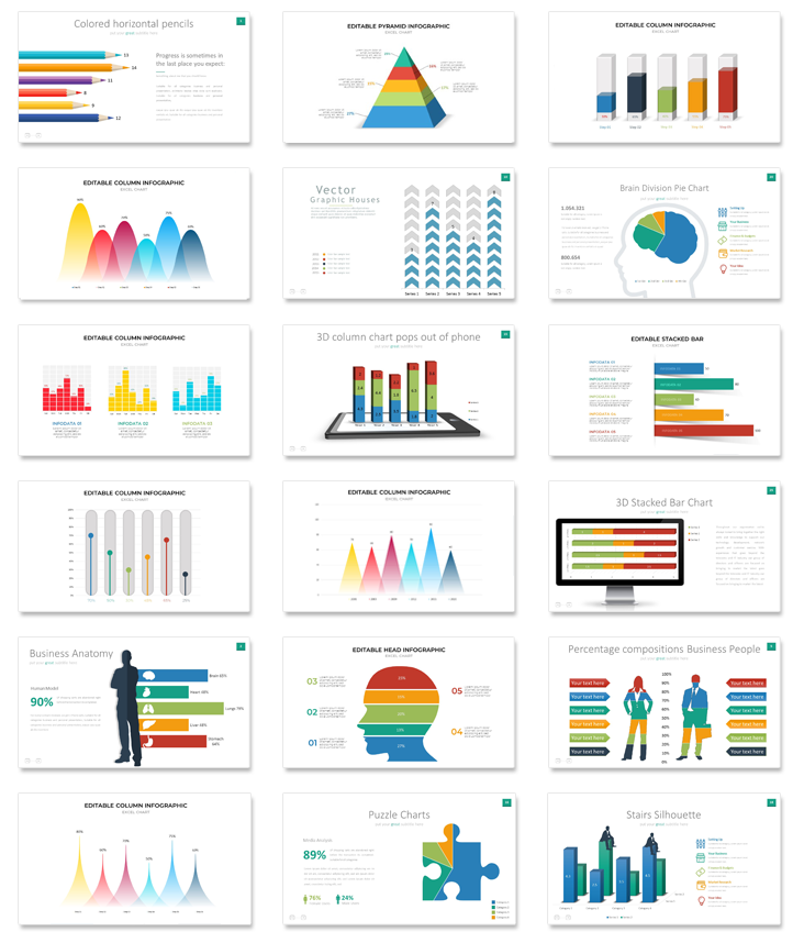datalinked vivid infographics